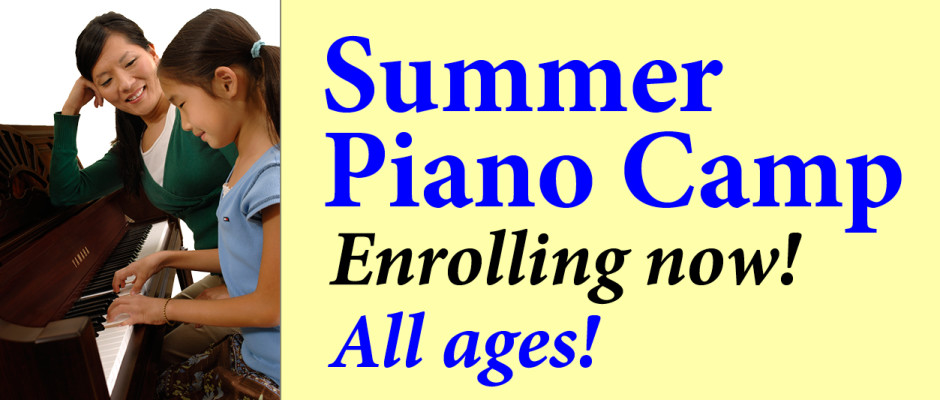 Summer Music Camp at Rice Music House