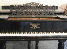 Steinway A historic
