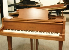 Yamaha Grand Walnut