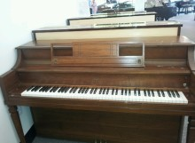 Used Story and Clark Console Piano