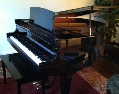 Used Boston Gp 156 Grand Piano Sold Rice Music House