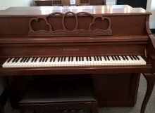 Kohler & Campbell upright piano