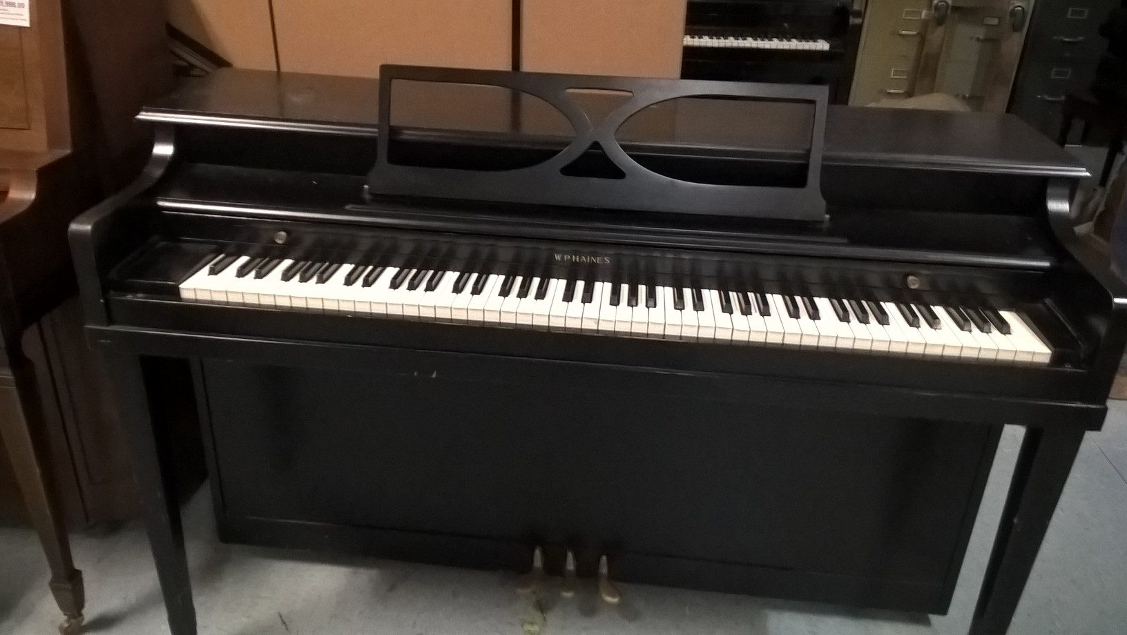 WP Haynes Spinet Piano - Just $698