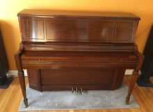 Everett 3107 Home studio piano