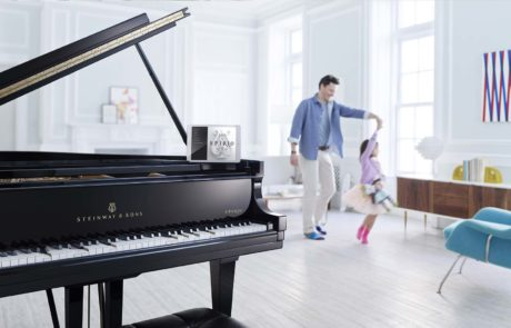 Spirio by Steinway & Sons