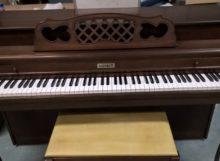 Used Kimball Upright piano