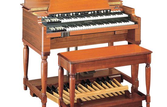 Hammond B3 mk2 organ