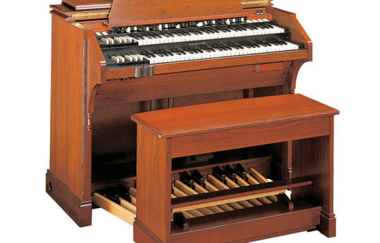 Hammond C3 mk2 organ