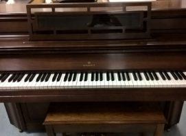 Used Everett Console Piano