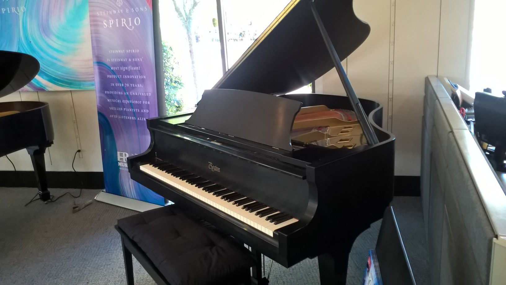 Used Boston Baby Grand