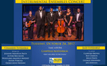 Instrumental Ensemble Concert 10-24-2017