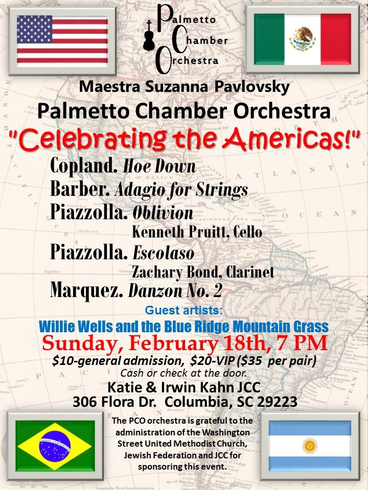 Palmetto Chamber Orchestra