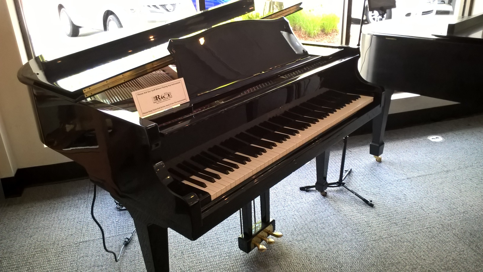 Kohler Amp Campbell Used Baby Grand Player Piano Sold