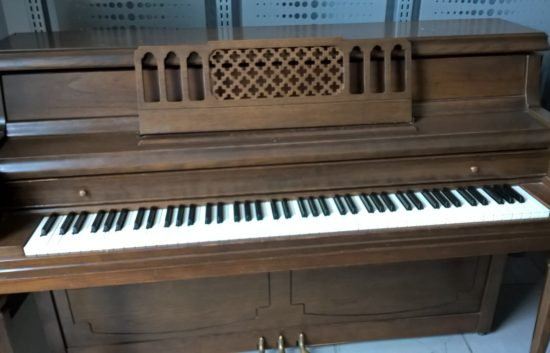 Mendelsson Used Upright