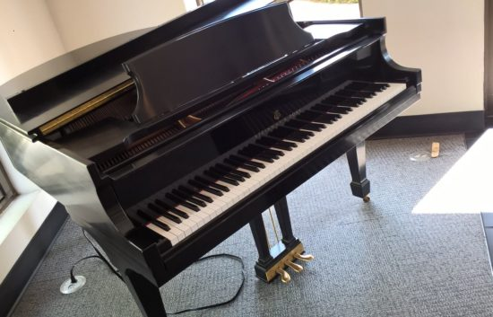 Used Steinway Baby Grand