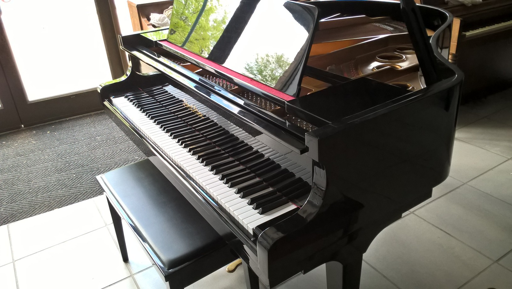 Pearl River Used Baby Grand