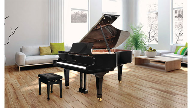 What's new at Steinway & Sons